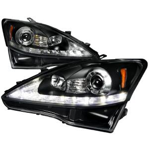 Lexus Is Headlights at Andy's Auto Sport