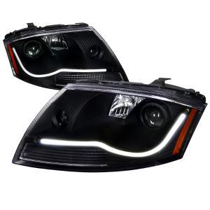 Audi TT Headlights at Andy's Auto Sport