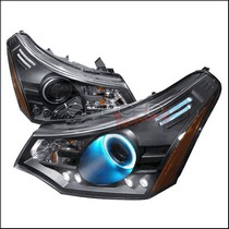 2008-2011 Ford Focus Spec D C.C.F.L Projector Headl