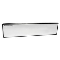 1966-1971 Jeep Jeepster_Commando Spec D Broadway Mirror 240mm Flat Len