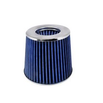 1980-1987 Audi 4000 Spec D Blue Air Filter 2.75 Inch