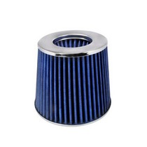 1980-1987 Audi 4000 Spec D Blue Air Filter 3.00 Inch