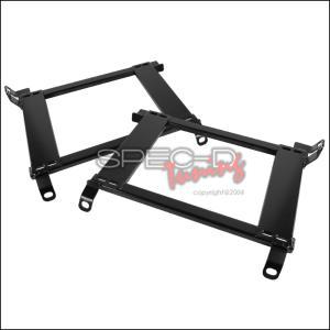 Left /& Right GD GG For Subaru Impreza WRX//STi Racing Bucket Seat Mount Bracket