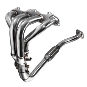 FOR 01-03 Mitsubishi Eclipse RS//GS 2.4L Stainless Steel Header Exhaust Manifold