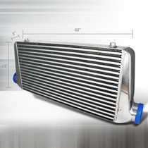 All Jeeps (Universal), All Vehicles (Universal) Spec D Front Mount Intercooler 32