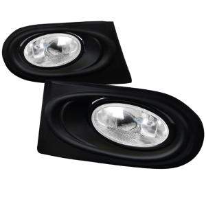 SPYDER FL AR06 Y 2 Piece Set Yellow OEM Fog Lights /& Switch for 05-06 Acura RSX
