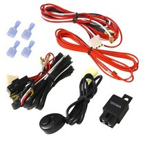 All Vehicles (Universal) Spec D LED Work Light Wiring Kit