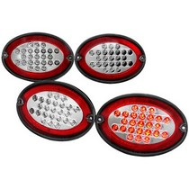 1997-2004 Chevrolet Corvette SPEC D LED TAIL LIGHTS