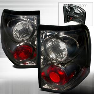 2002-2005 Ford Explorer Spec D Altezza Tail Light Smoke