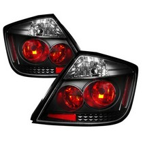 Scion tC Tail lights at Andys Auto Sport