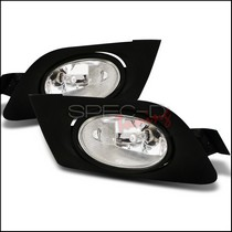 2001-2003 Honda Civic Spec D Fog Lights - Clear