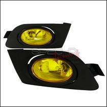 2001-2003 Honda Civic Spec D Fog Lights - Amber
