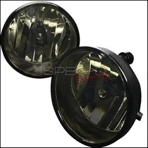 2005-9999 Toyota Tacoma Spec D OEM Fog Lights - Smoke