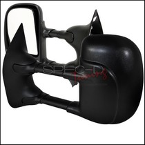 02-08 Ford Econoline Spec D Power Towing Mirrors - Adjustable