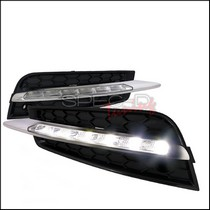 09-12 Chevy Cruze Spec D LED Daytime Running Lights with Cover