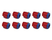 "1968-1969 Ford Torino Spectre Magna-Clamps 3/8"" Refill - Red & Blue"