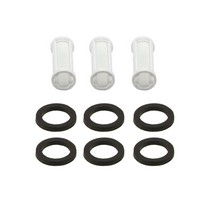 2003-2004 Infiniti M45 Spectre Fuel Filter Replacement Elements Clearview & Pro-Plumbing - White