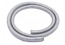 "1968-1969 Ford Torino Spectre Stainless Steel Flex Fuel Hose - 1/4"" x 4'"
