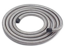 "1968-1969 Ford Torino Spectre Stainless Steel Flex Fuel Hose - 3/8"" x 10'"