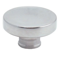 2004-2007 Ford Freestar Spectre Oil Cap - Push-In - Billet Aluminum