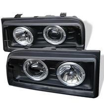 Volkswagen corrado headlights at andys auto sport 90 94 volkswagen corrado spyder halo projector headlights black swarovskicordoba Images
