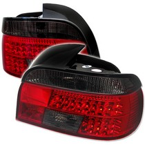 1997-2003 BMW 5_Series Spyder LED Tail Lights - Red/Smoke