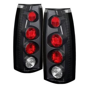 92-99 chevrolet suburban, 94-99 chevrolet tahoe, 99-00 gmc · spyder altezza tail  lights