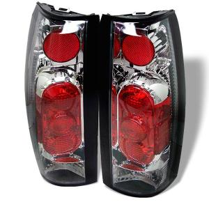 92-99 chevrolet suburban, 94-99 chevrolet tahoe, 99-00 gmc · spyder altezza  g2 tail lights