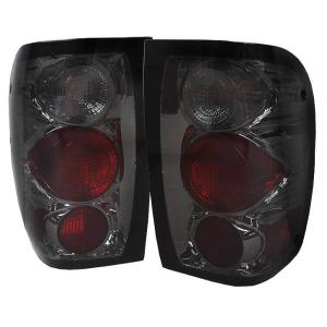98 00 Ford Ranger Spyder Altezza Tail Lights Smoke