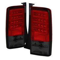 2004-2007 Scion Xb Spyder LED Tail Lights - Smoke (Red)