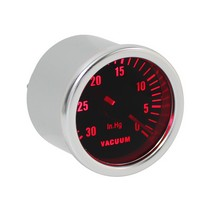 1993-1995 Audi 90 Spyder Auto Vacuum Gauge 7 Color Display - Smoke