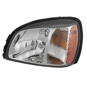 00 03 Cadillac Deville Spyder Crystal Headlights