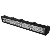 1972-1980 Chevrolet LUV Spyder Aluminum Lights Bar - 30-Inch (Black)