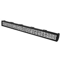 1972-1980 Chevrolet LUV Spyder Aluminum Lights Bar - 40-Inch (Black)