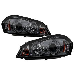06 13 Chevrolet Impala 07 Monte Carlo Spyder Halo Led Projector