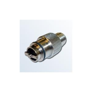All ATVs (Universal), All Cars (Universal), All Jeeps (Universal), All Motorcycles (Universal), All Muscle Cars (Universal), All SUVs (Universal), All Trucks (Universal), All Vans (Universal), Fab Shop (Universal) Stahlbus Hose Connector for Oil Drain Valve - Steel