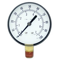 "1964-1965 Mercury Comet Star Products 2-1/2"" Replacement Gauge for STATU113, 100 PSI"