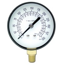 1964-1965 Mercury Comet Star Products Replacement Gauge for STATU-3