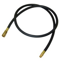 1966-1971 Jeep Jeepster_Commando Star Products 4' Black Replacement Hose for TU443
