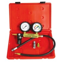 1966-1971 Jeep Jeepster_Commando Star Products Cylinder Leakage Tester in a Plastic Case