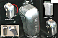 2005 Mustang Steeda Autosports Shift Knobs - Polished