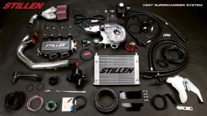 Nissan 370z Supercharger Kits at Andy's Auto Sport