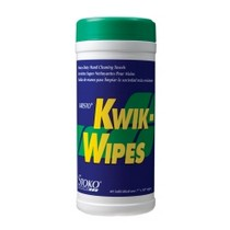 2008-9999 Smart Fortwo Stockhausen Kresto® KWIK-Wipes Hand Cleaning Towels
