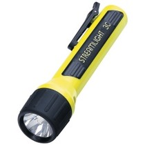 1989-1992 Ford Bronco Streamlight ProPolymer® 3C LED Flashlight - Yellow