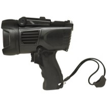 1980-1987 Audi 4000 Streamlight Waypoint Pistol Grip Spotlight - Black