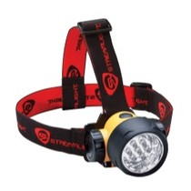 2008-9999 Jeep Liberty Streamlight Septor LED Yellow Headlamp