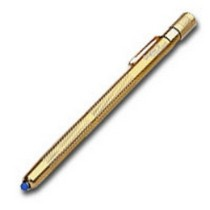 1972-1980 Chevrolet LUV Streamlight Stylus® 3 Cell Gold Penlight With Blue LED
