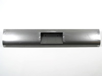 2000-2006 Chevrolet Tahoe Street Metal Roll Pan - Steel w/ License Box Center