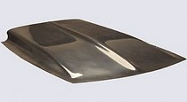 1970-1973 Chrysler New_Yorker Street Scene Large Cowl Fiberglass Hood Scoop