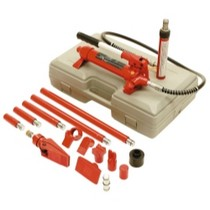 1999-2007 Ford F250 Sunex 4 Ton Capacity Port-A-Jack Kit